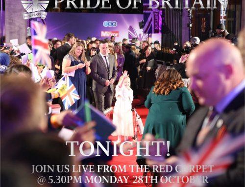 Military Band at the Pride of Britain Awards